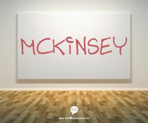 Mckinsey careers